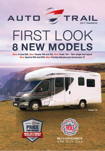 Auto-Trail 2017 First Look Brochure