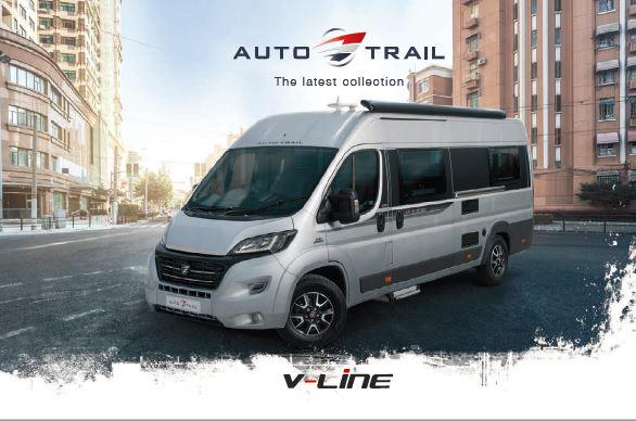 Auto-Trail 2017 V Line Brochure