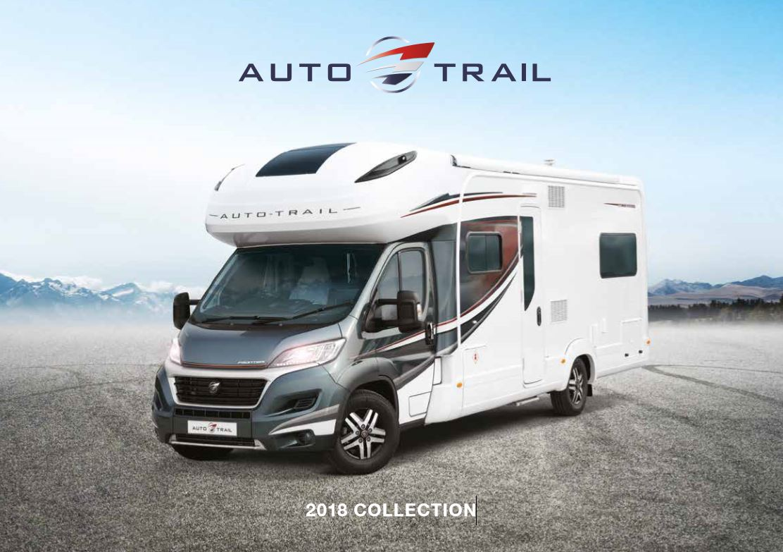 Auto-Trail 2018 Brochure