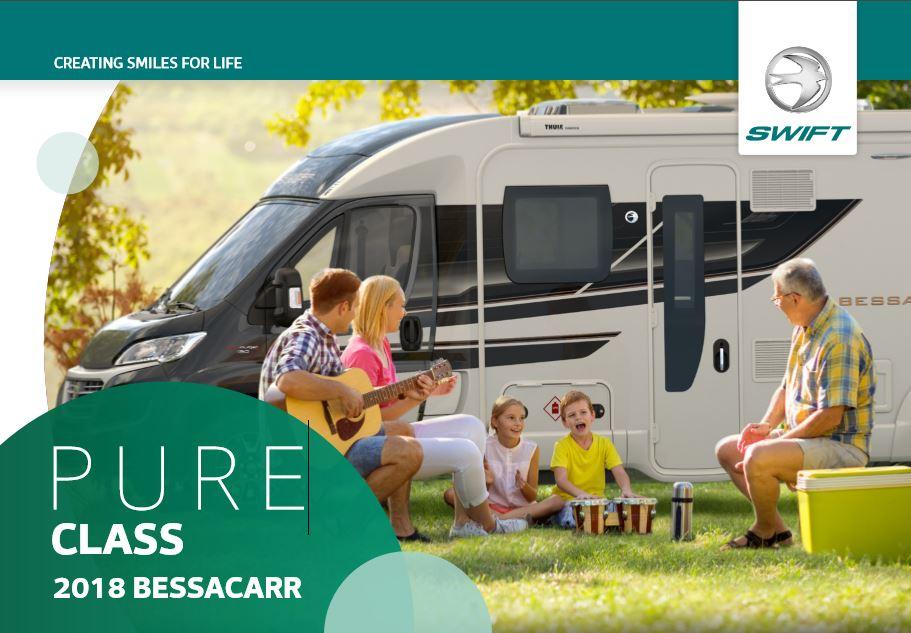 Swift Bessacarr 2018 Brochure