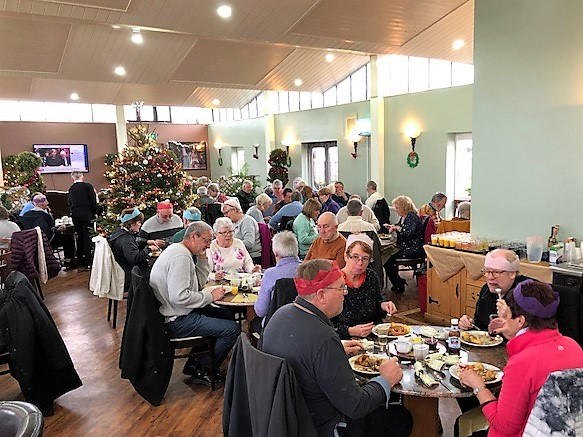Club Member Christmas Lunches