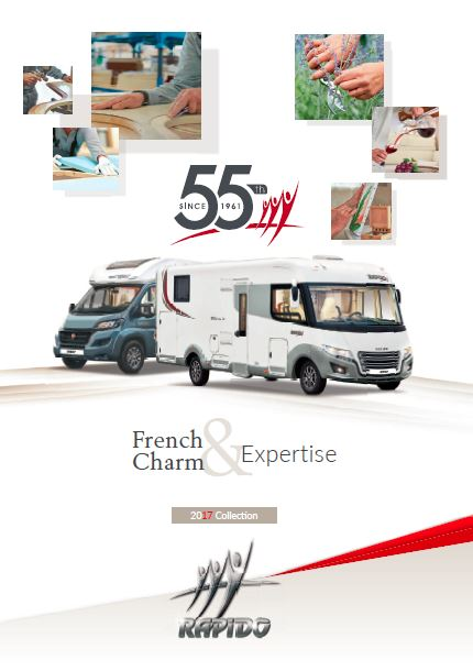 Rapido 2017 Brochure