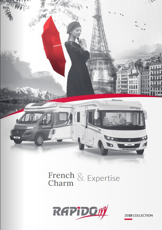 Rapido 2018 Technical Brochure