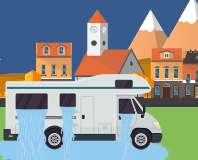 How To Prevent Mould And Mildew In Your Motorhome