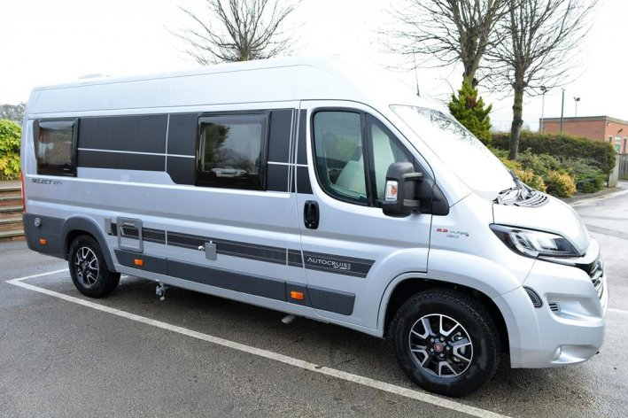 Fiat Autocruise Select 184 Travel 130BHP Auto