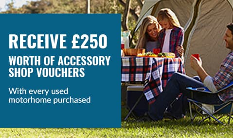 Revieve �250 worth of accessory vouchers