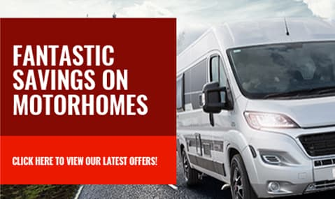 Fantastic savings on 2016 Autocruise motorhomes