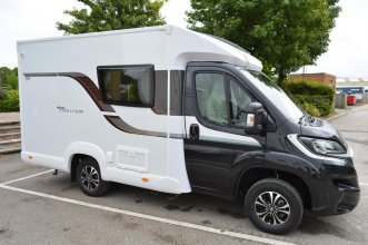 Peugeot Elddis Autoquest Evolution 115 130BHP