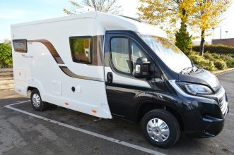 Peugeot Elddis Accordo Evolution 125 130BHP