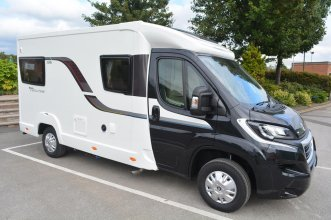 Peugeot Elddis Accordo Evolution 135 130BHP