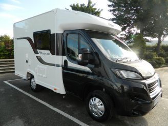 Peugeot Elddis Autoquest Evolution 115 110BHP