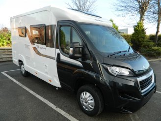 Peugeot Elddis Accordo Evolution 105 130BHP