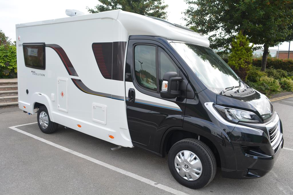 New New Peugeot Elddis Accordo 120 Evolution 130BHP Motorhome For Sale