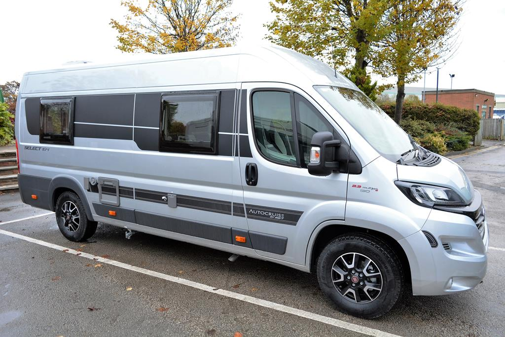 Fiat Autocruise Select 164 Travel 130BHP