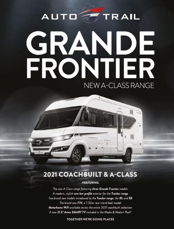 Auto-Trail 2021 Coachbuilt Preview Brochure