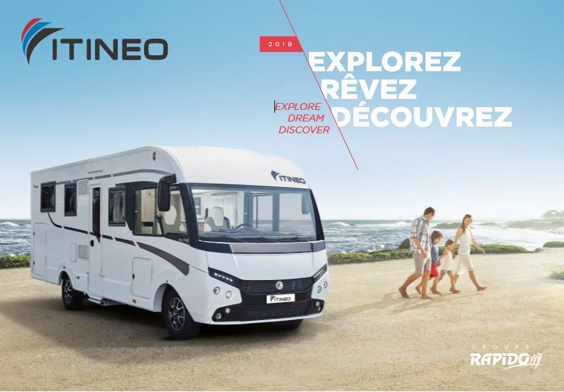 Itineo A Class 2019 Brochure