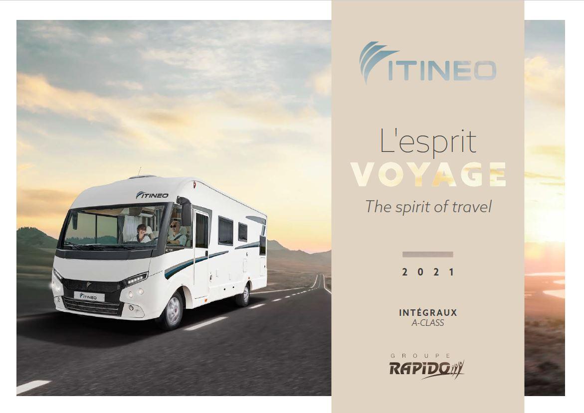 Itineo 2021 A Class Brochure