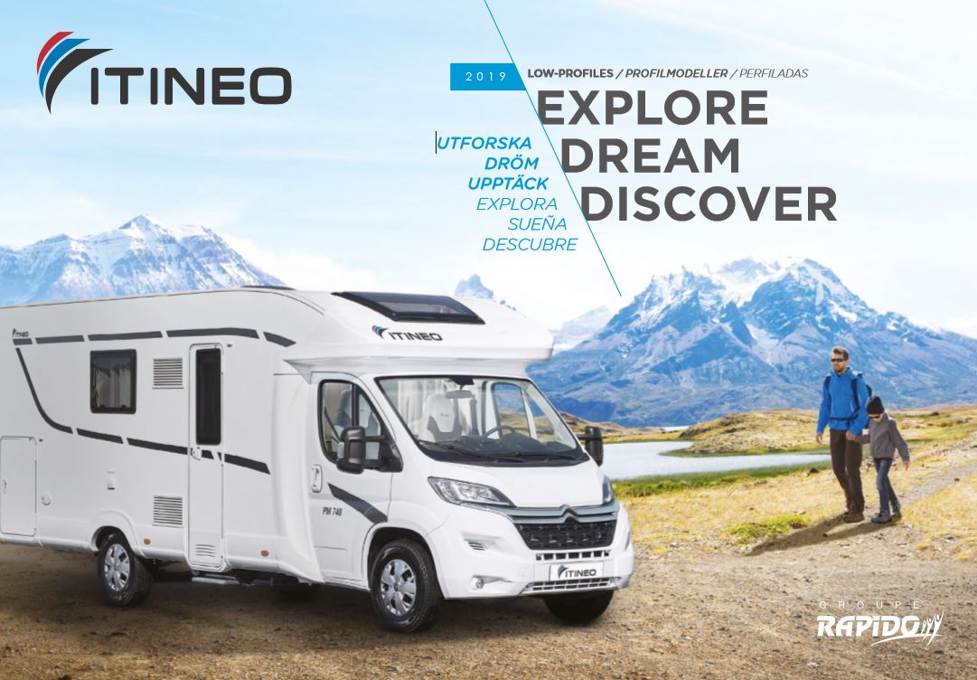 Itineo Low Profile 2019 Brochure