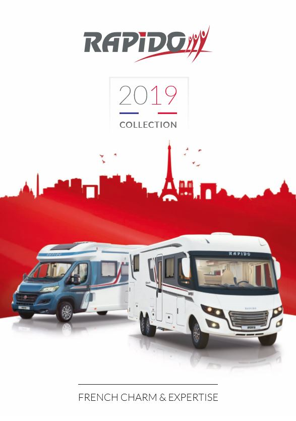 Rapido Motorhome 2019 Brochure