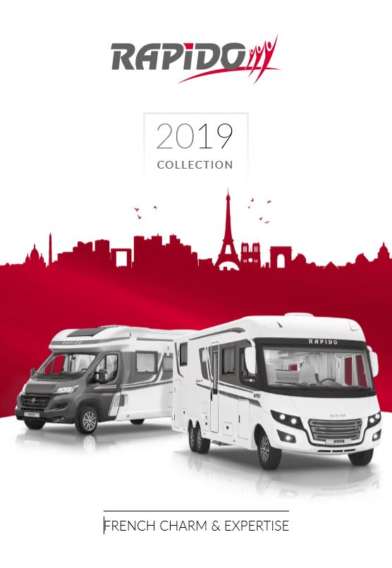 Rapido Motorhome 2019 Technical Brochure