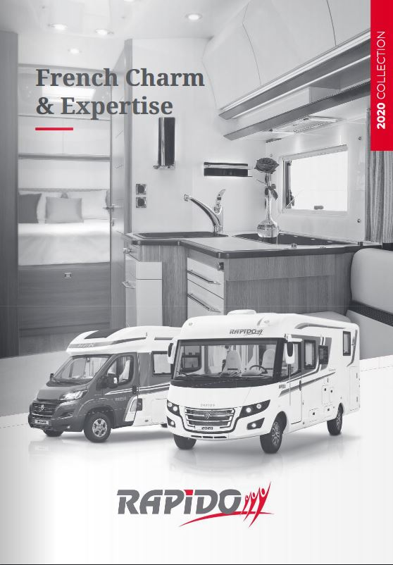 Rapido 2020 Technical Motorhome Guide