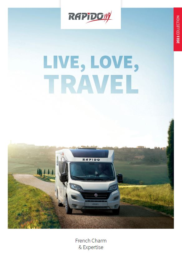 Rapido 2021 Motorhome Brochure