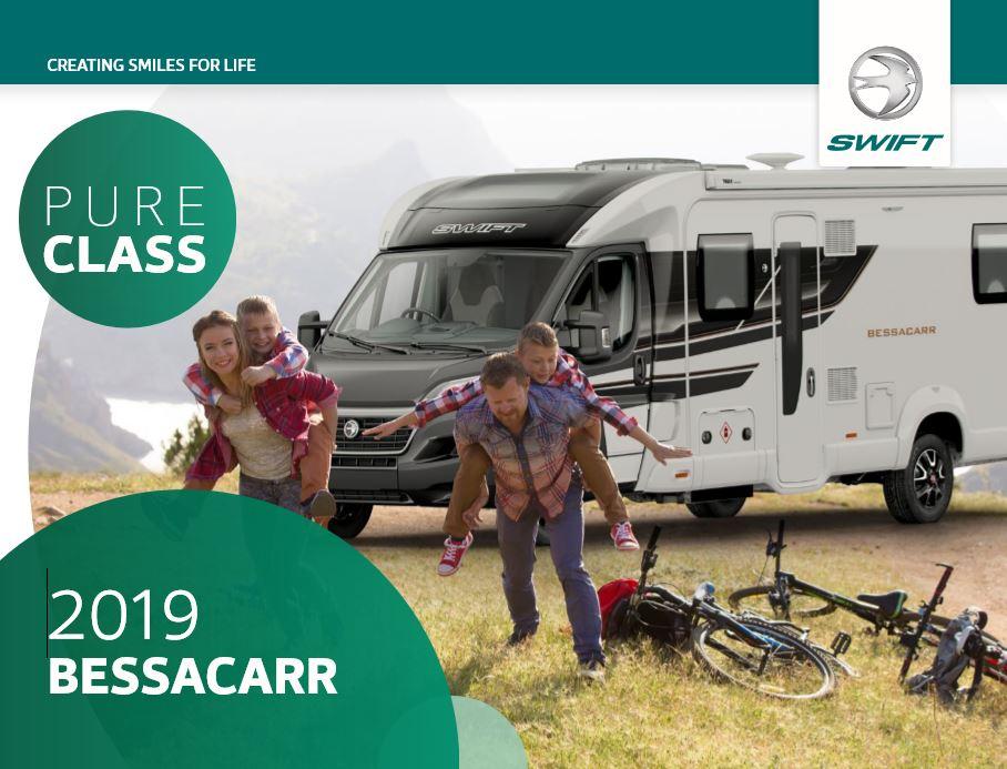 Swift Bessacarr 2019 Brochure