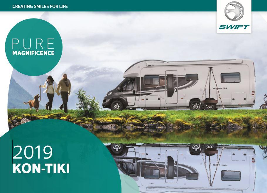 Swift Kontiki 2019 Brochure