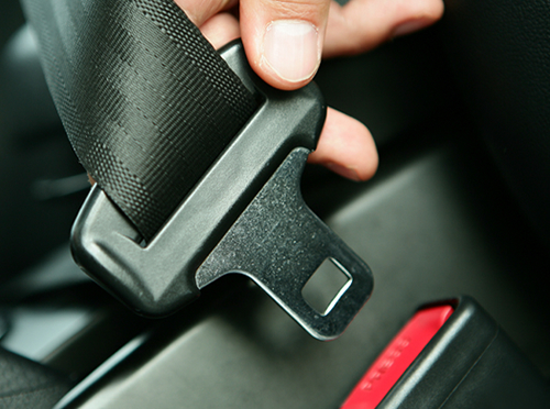 Seatbelts And Motorhomes - What Is The Law?