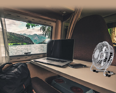 Keeping Cool In Your Motorhome This Summer