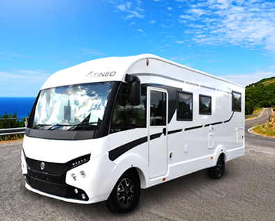 World Class Motorhomes by Itineo