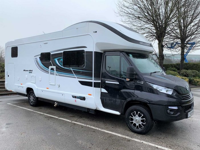 Iveco Swift Kontiki Dynamic 675