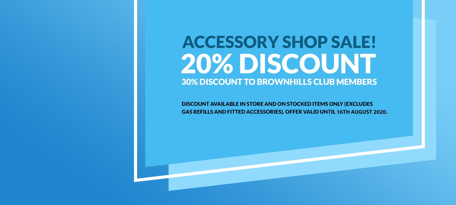 Accessory Shop Banner