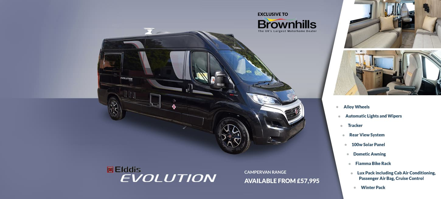 Evolution Campervan