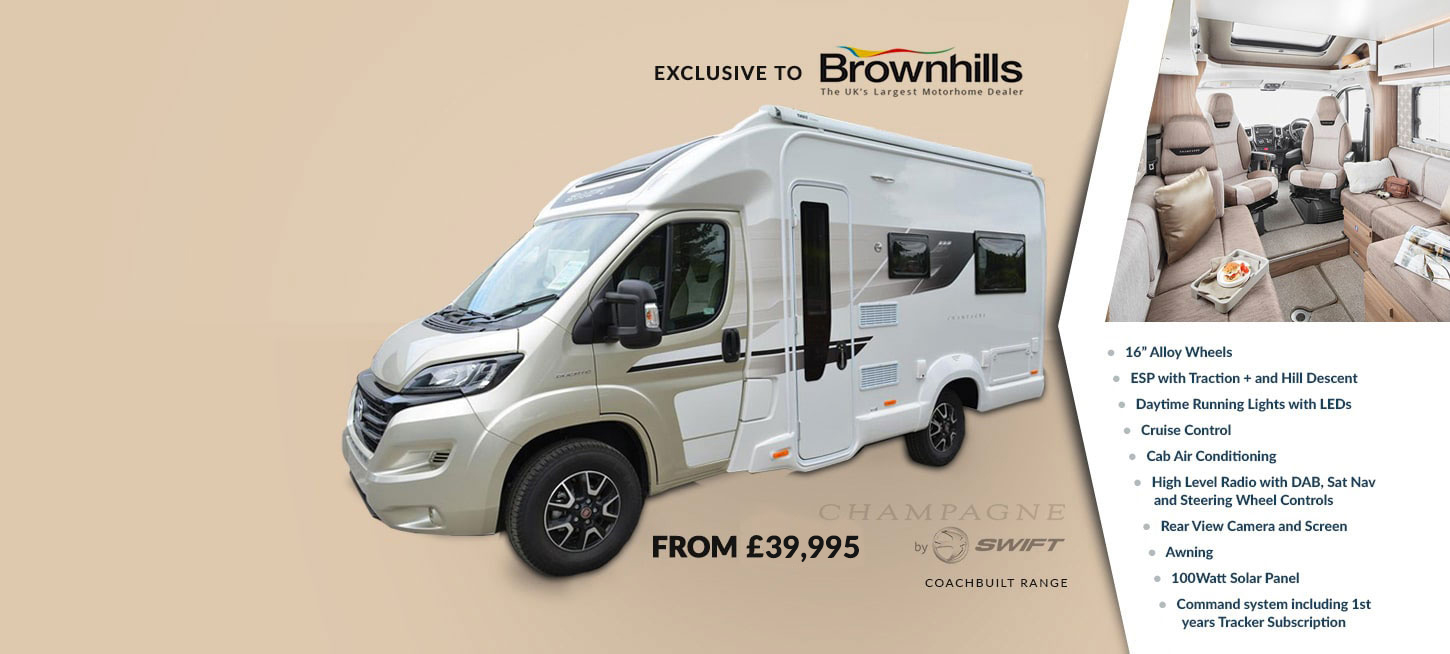 Motorhomes For Sale   New and Used Motorhomes   Brownhills