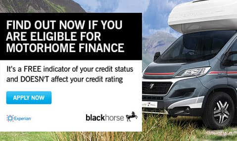 FIND OUT IF YOU ARE ELIGIBLE FOR MOTORHOME FINANCE