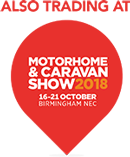The Motorhome and Caravan Show 2018