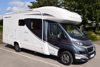 New Motorhomes for Sale | Brownhills Motorhomes Limited