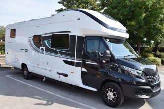 Iveco Swift Kon Tiki Dynamic 675 Lounge 210 Auto