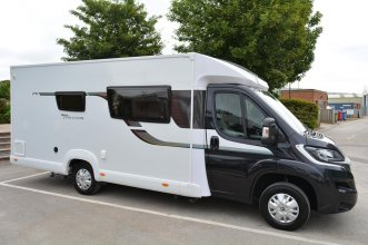 Peugeot Elddis Autoquest Evolution 175 130BHP