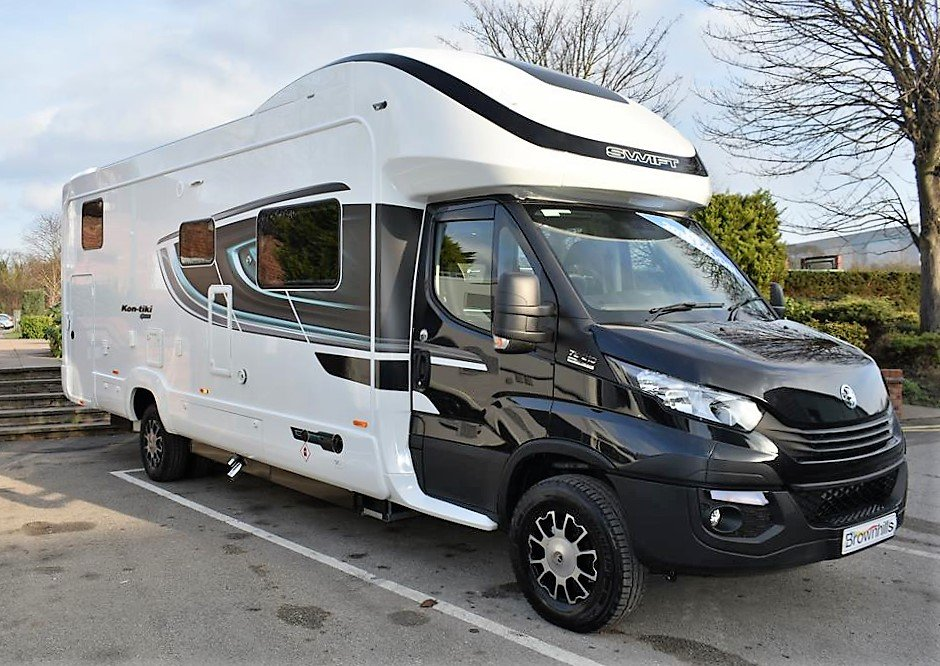 Iveco Swift Kontiki Dynamic 675 Auto