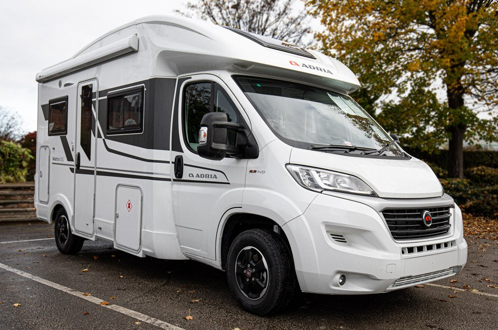 Fiat Adria Matrix Axess 520 ST 140BHP